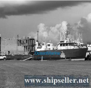 110' Steel Utility Boat - 14751