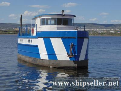 2012 Houseboat,Trawler, Live Aboard 15 x 6m