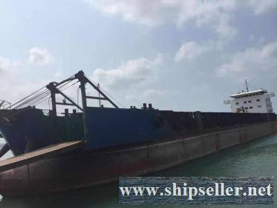 10000t deck barge selfpropelled barge selfsail lct only $1.1m for sale
