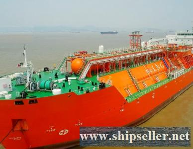 New LNG Liquefied natural gas carrier for sale