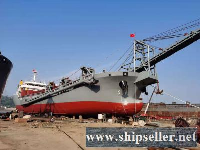 Self Suction self Discharge Sand Carrier dredger for cheap sale