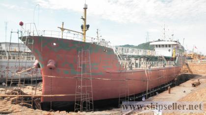 DWCC 566 Oil tanker for sale