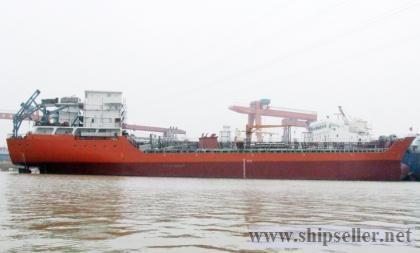DWT 4623 Bulk chemicals II ship for sale