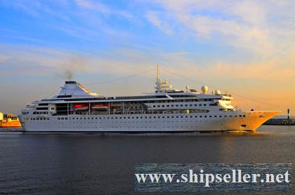 542' Custom Cruise Ship BLT 1993 For Sale