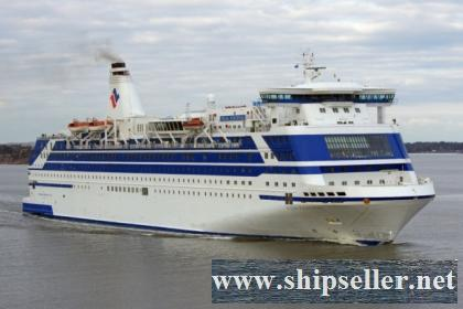 PASSENGER NIGHT FERRY FOR SALE OR CHARTER