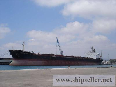 WELL MAITAINED PANAMAX VESSEL ( SCRAP PRICE )FOR SALE  DWT: 63.195 / LDT: 12.345 BLT 1981