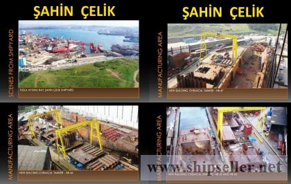 ŞAHİN ÇELİK; We are transmitting our company'