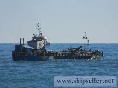 HOPPER DREDGERS FOR SALE VERY GOOD CONDITION