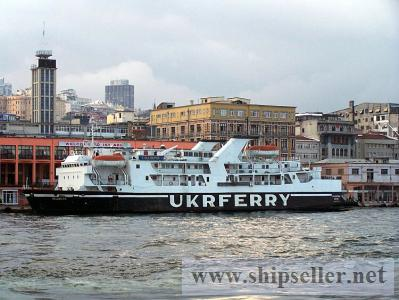 FERRIES VESSEL FOR SALE BLT 1973