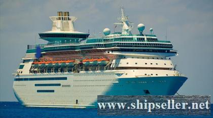 Cruise Ship for Sale PAX 2772  / BLT 1991 / 268m