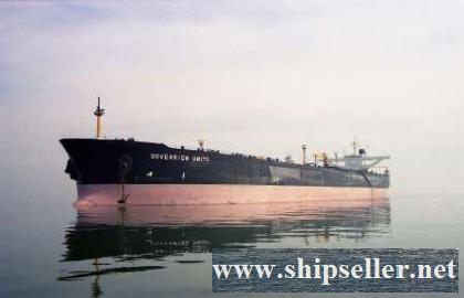 CRUDE OIL TANKER FOR SALE   BLT 1996 SDWT: 299999 MT / 1997   SDWT: 309892 MT