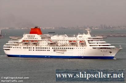 PASSENGER SHIP FOR SALE
