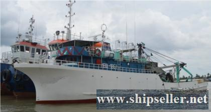 TUNA PURSE SEINER FISHING VESSEL  FOR SALE FROM DIRECT OWNER