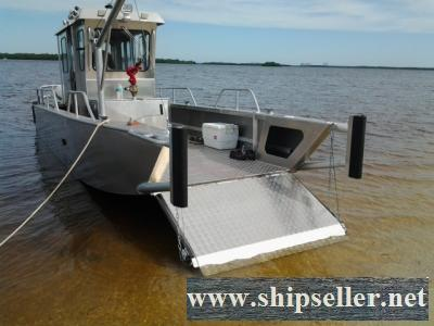 NEW Fisheries Wildlife Boat, Stanley Boats