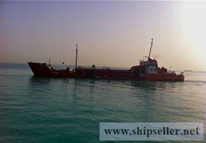 Stationary Suction Hopper Dredger (1252m³) For Sale