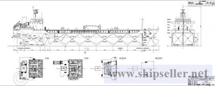 16500T CCS Double Hull IMO2 Chemical Tanker for Sale
