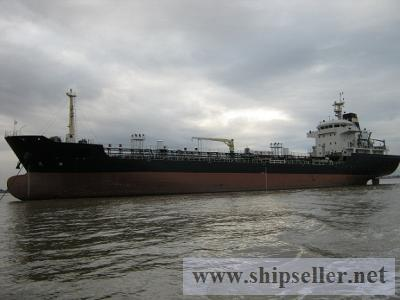 7000T BV Chemical IMO2 Tanker for Sale