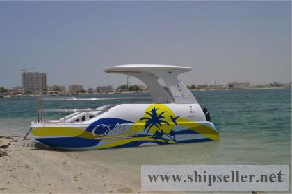 "New exclusive personal catamaran ""Calibri"" for sale."