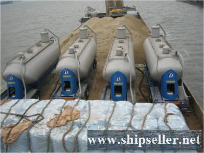 3106DWT SELF-PROPELLED DECK BARGE FOR SALE(SDM-LC-155)
