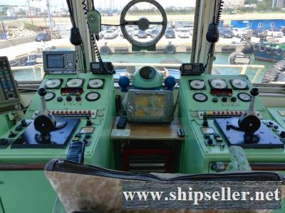 2600PS HARBOUR TUG FOR SALE(SDM-TB-204)