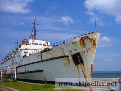 Wanted scrap vessel