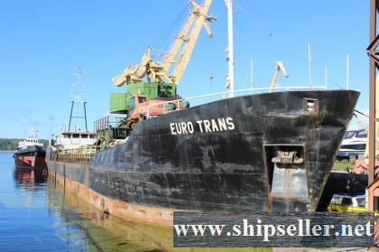 SEA FREIGHT CARGO SHIP EURO TRANS