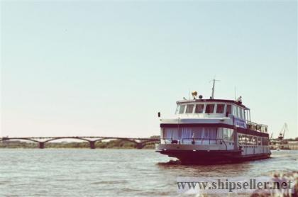 River passenger ship
