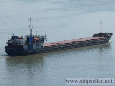 103. Dry cargo vessel VOLGA type, project 16910, 1988 y.