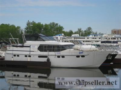 148. Motor yacht