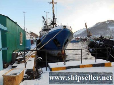 276 . Crab vessel SRTM-K