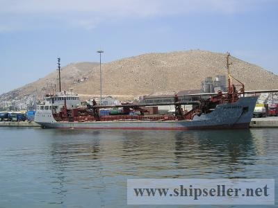 REDUCED PRICE 1000m3 DREDGER FOR SALE