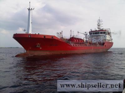 Oil/Chemical Bunkering Tanker for sale