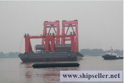 2600T SHEER LEG (A-TYPE) CRANE FOR SALE