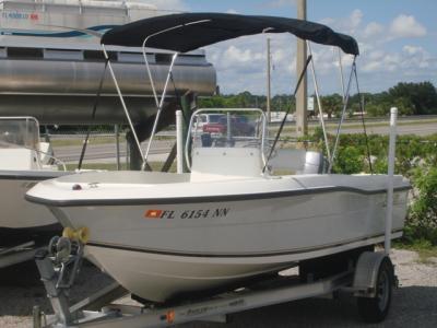 Angler 180 CC w/ Yamaha