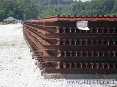 sell used rail scrap