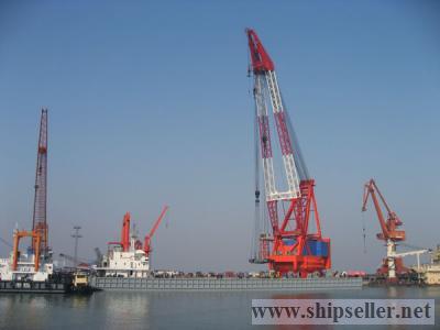 Revolving Floating Crane for sell sale supply manufacturer