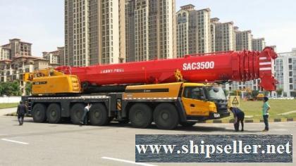 used sany crane Barbados,Belarus,Belgium ,Belize,Benin,Bolivia mobile crane truck crane buy sell sale