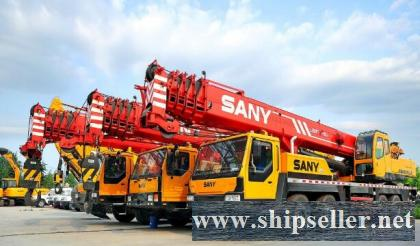 used sany crane Burundi,Cameroon,Central African Republic,Chad,Chile mobile crane truck crane buy sell sale
