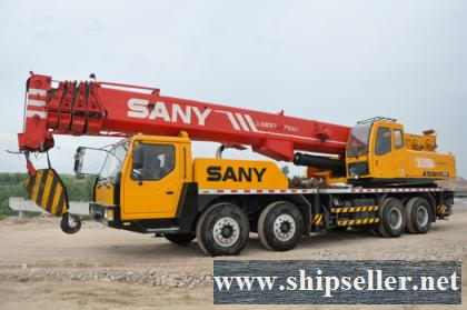 used sany crane Tunisia,Ukraine,United Arab Emirates,Uzbekistan,Venezuela,Vietnam,Yemen,Zimbabwe,Zambia mobile crane truck crane buy sell sale