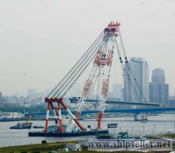 1200T Floating Crane cheapest sale