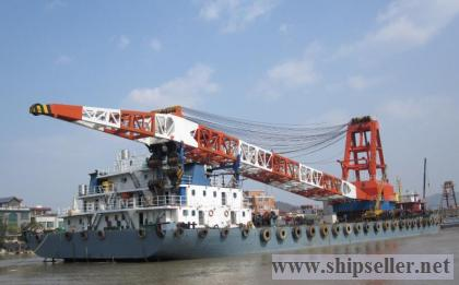 cheap Floating Crane 100t-5000t