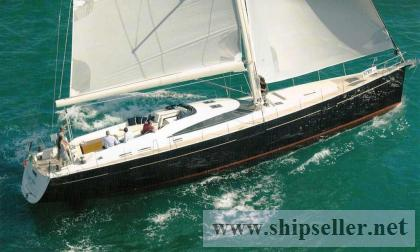 Sailing Yacht Gianetti 64 for sale