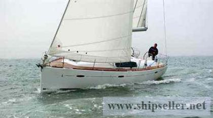 Sailing Yacht Beneteau Oceanis 43 model 2008  for sale