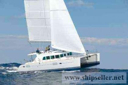 Sailing Catamaran Lagoon 440  model 2006  for sale