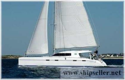 Sailing Catamaran Nautitech 47 model 2006 for sale