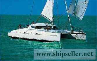 Sailing Catamaran bAHIA 46  model 2002  for sale