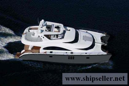 Power Catamaran Sunreef 70  For Sale By AIBSAILING