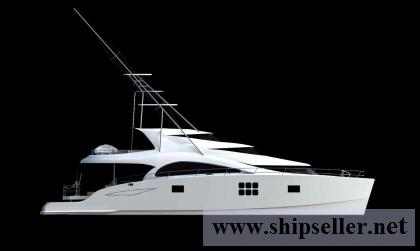 Power Catamaran Sunreef 75  Sport Fishing For Sale By AIBSAILING