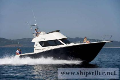 Motor Yacht  Rodman  1250   new construction   for sale