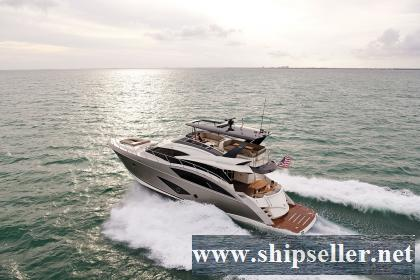 Motor Yacht Marquis 660 for sale by AIBSAILING.. new order boat